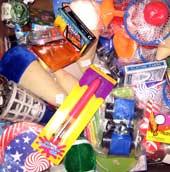 Treasure Chest Toys Refill